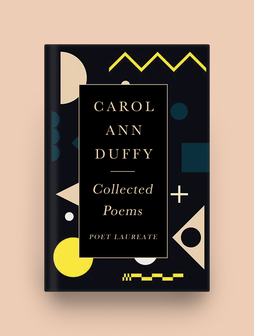 Killed Cover: Collected Poems Carol Ann Duffy  Image credit unknown.  Cover n  ever published.
