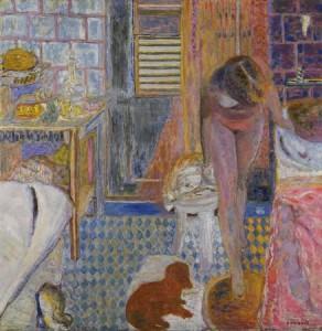 Pierre Bonnard The Bathroom