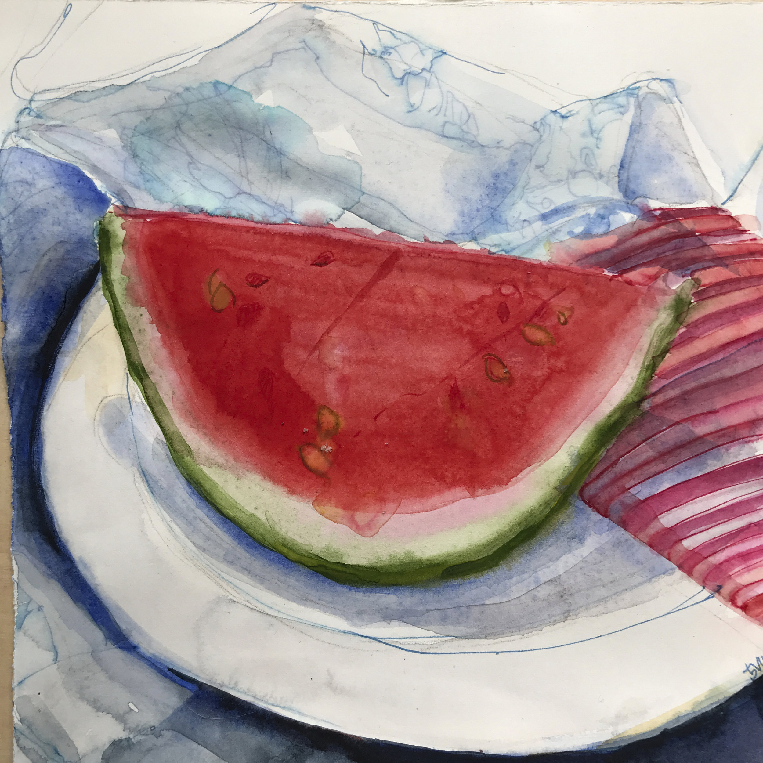 fresh watermelon 958