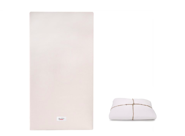 Crib Mattress - Babyletto for natural mattress interior and exterior.