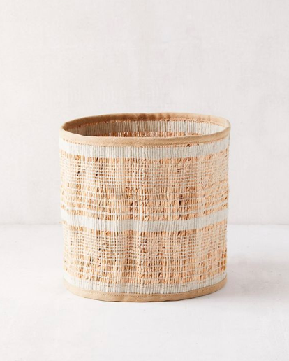 Storage - Urban Outfitters for natural materials.