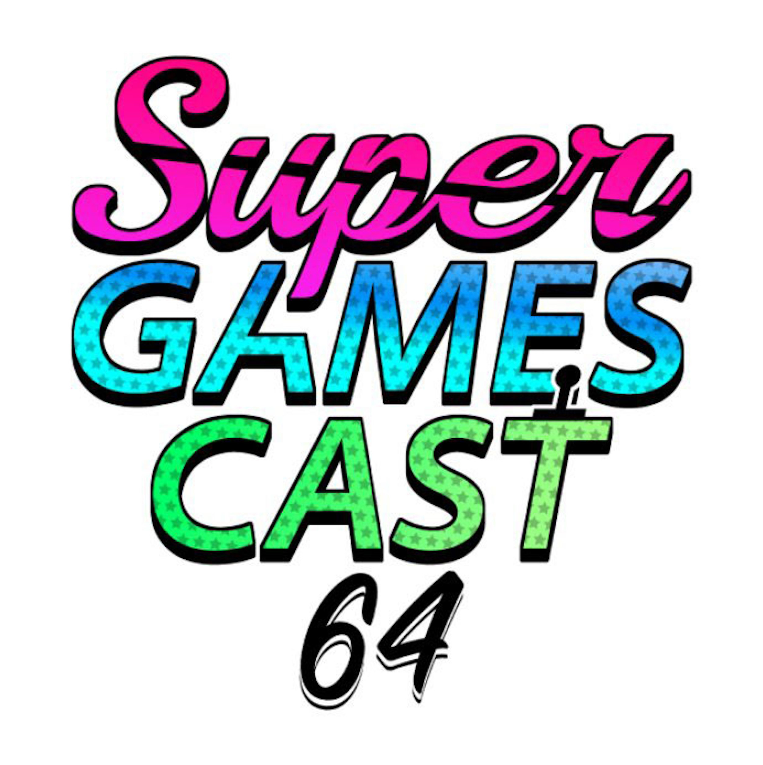 Super Games Cast 64