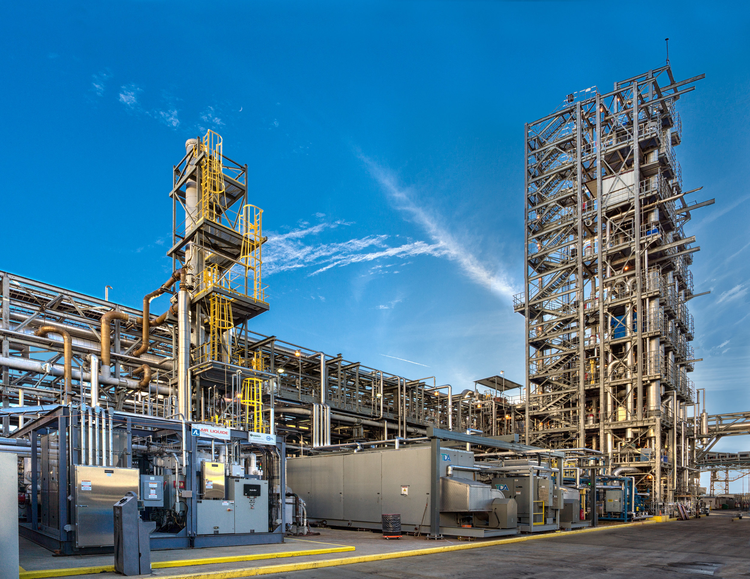 The National Carbon Capture Center is poised to expand testing of carbon capture for natural gas power plants.