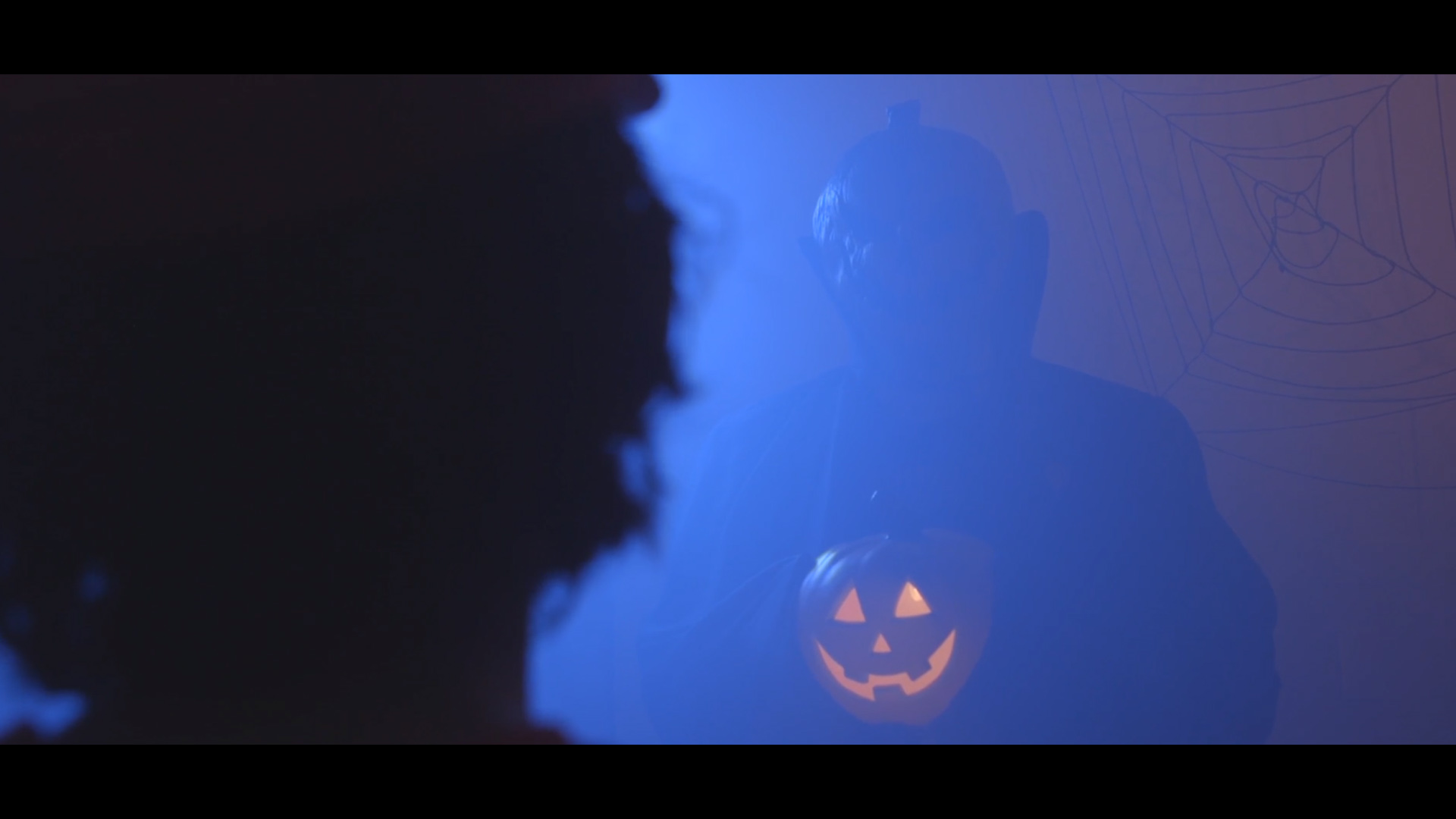 """Just Take One  (2018) -Producer-  When a group of trick-or-treaters disobeys a """"Just take one"""" sign, the ghost of halloween must punish them"""