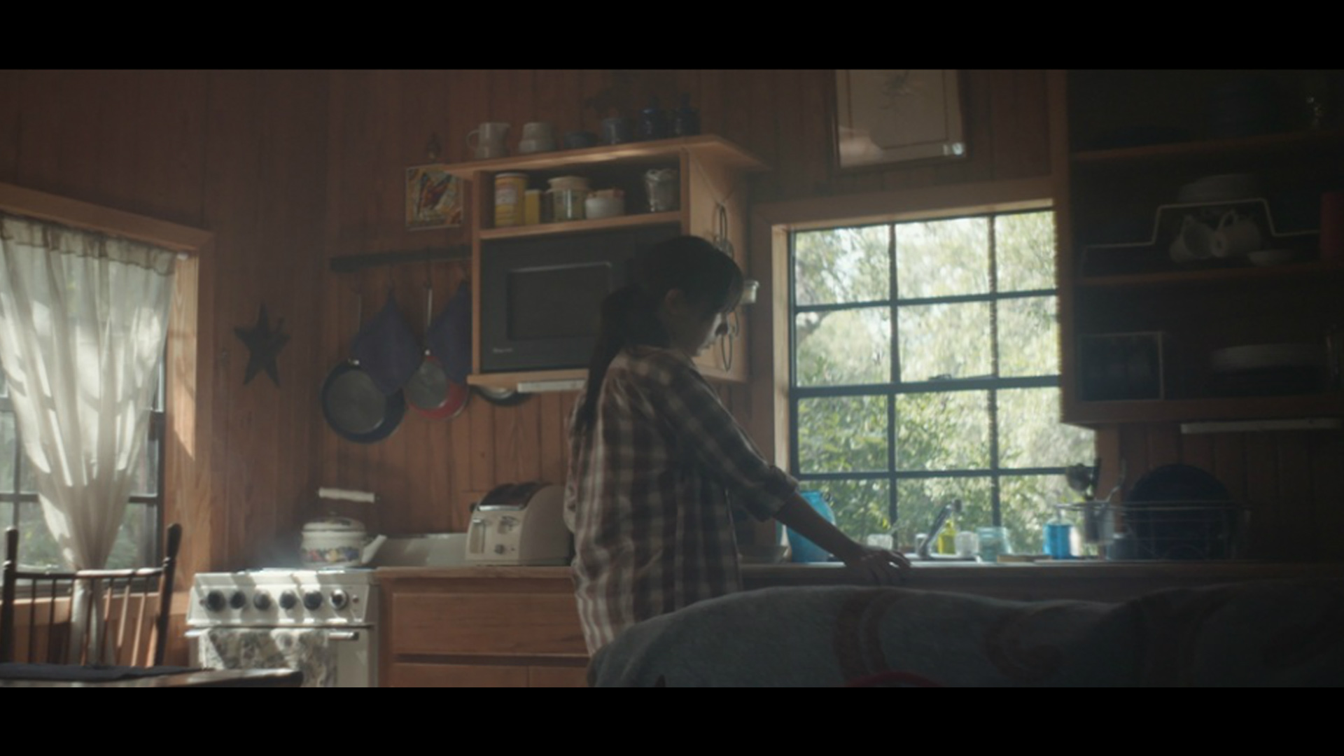 Finished  (2016) -Producer-  A slice-of-life short film... somewhere between holding on and letting go.