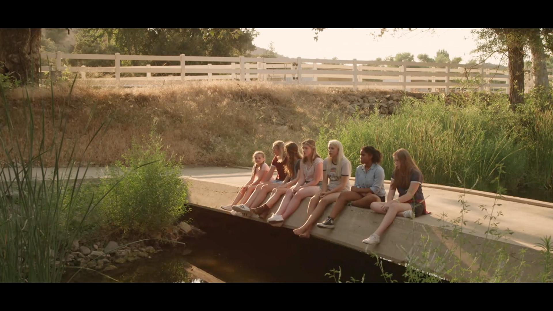 Reasons to live  (2017) -Producer-  In the wake of the recent passing of a friend, a group of girls come together in the aftermath.