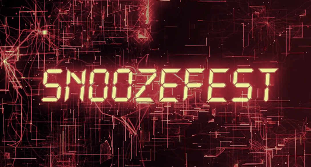 Snoozefest  (2019) -Producer-  When a young boy wakes up an hour early on final exam monday, it's up to the chaotic projections in his head to decide whether he wakes up, or goes back to sleep.