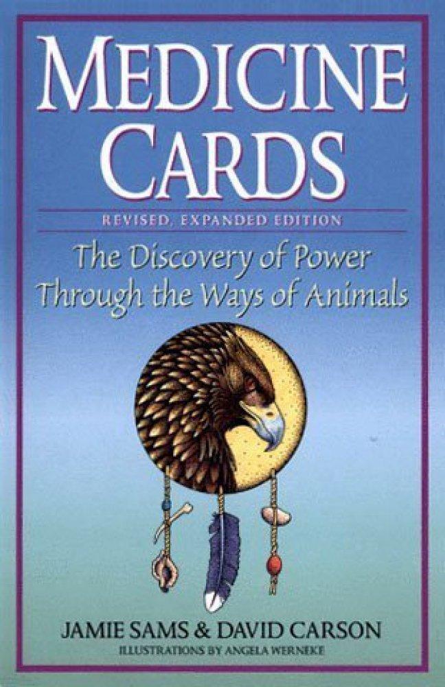 Animal Medicine Card Oracle Deck