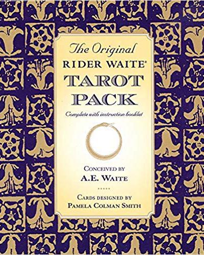 Smith Rider-Waite Tarot Deck