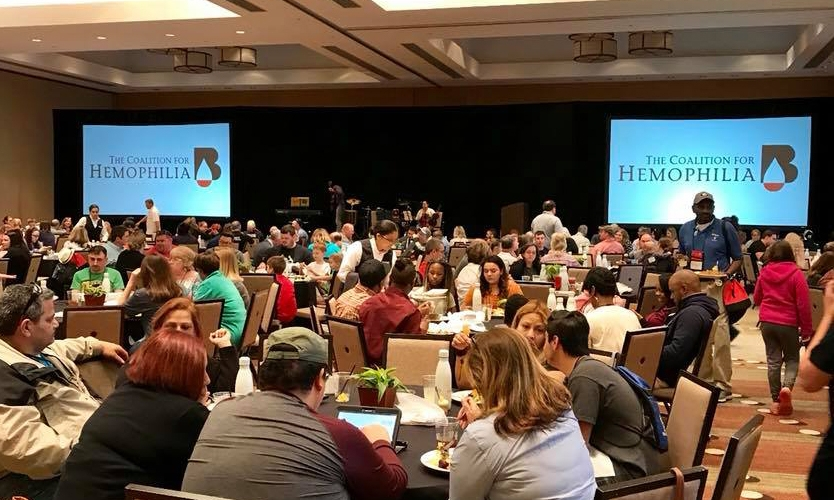 LARGEST ANNUAL GATHERING EXCLUSIVELY FOR THE HEMOPHILIA B COMMUNITY
