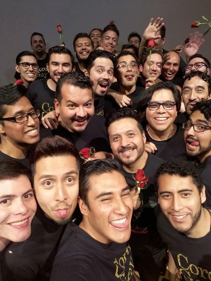 Coro Gay Cuidad de Mexico