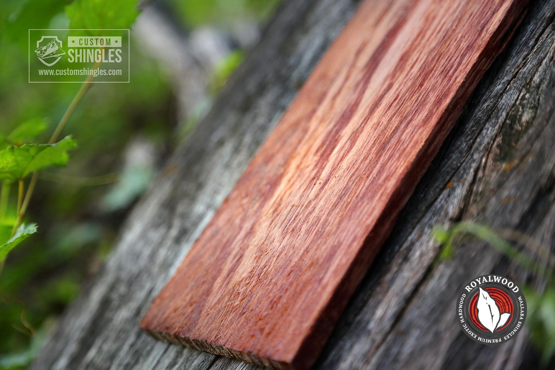 royalwood wallaba wood grain