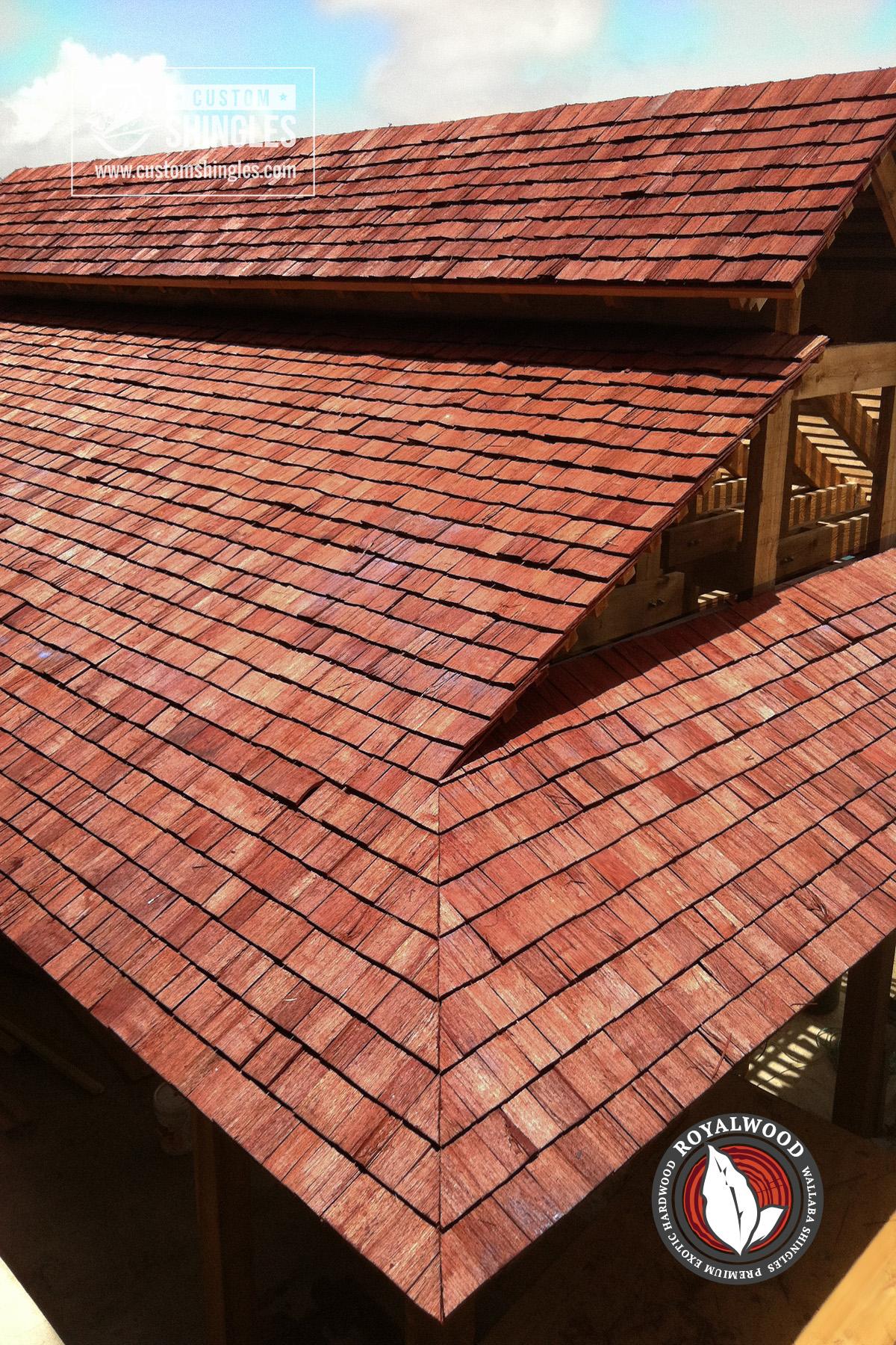 wallaba roofing
