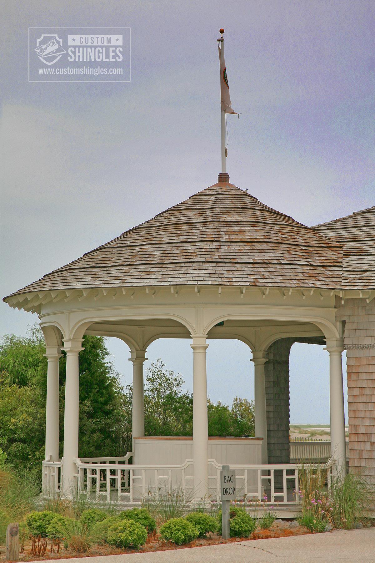 pavilion shingles