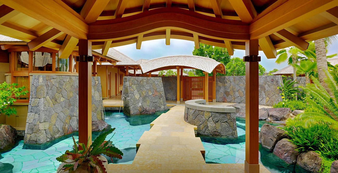 teak shingle resort