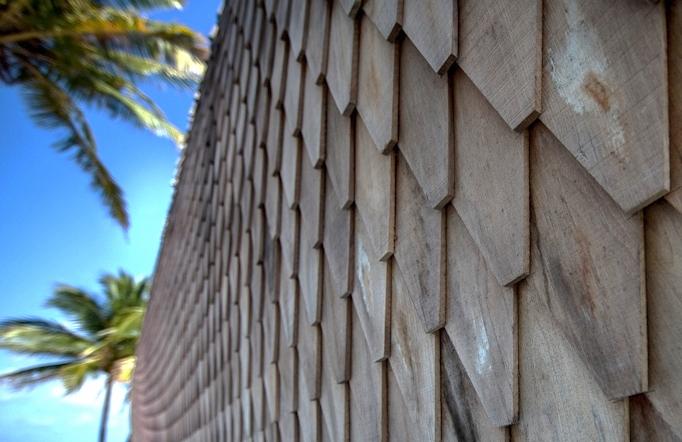 Photo by Matthew Thorpe. Custom roofing work by Custom Shingles