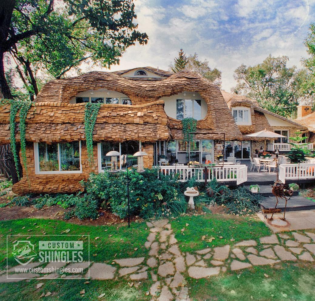 custom storybrook roof
