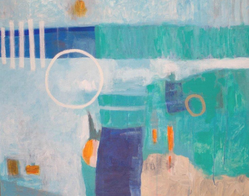 Anquilla Series: Wrapped in Blue