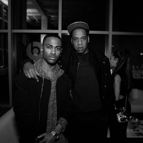 Once Shawn Carter works with you, you've officially made the big time.