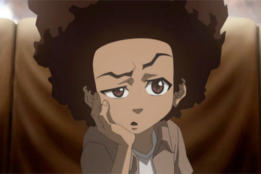 When season one of  The Boondocks  premiered, I was 13 and completely naive about blackness, in nuance, in America. I did know it was funny, however, and I most identified with Huey Freeman (or so I thought) and his anti-establishment personification.
