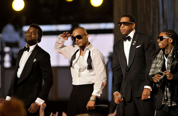 """The """"Swagga Like Us"""" moment didn't seem too big for T.I., and truth be told, he didn't feel out of place either."""