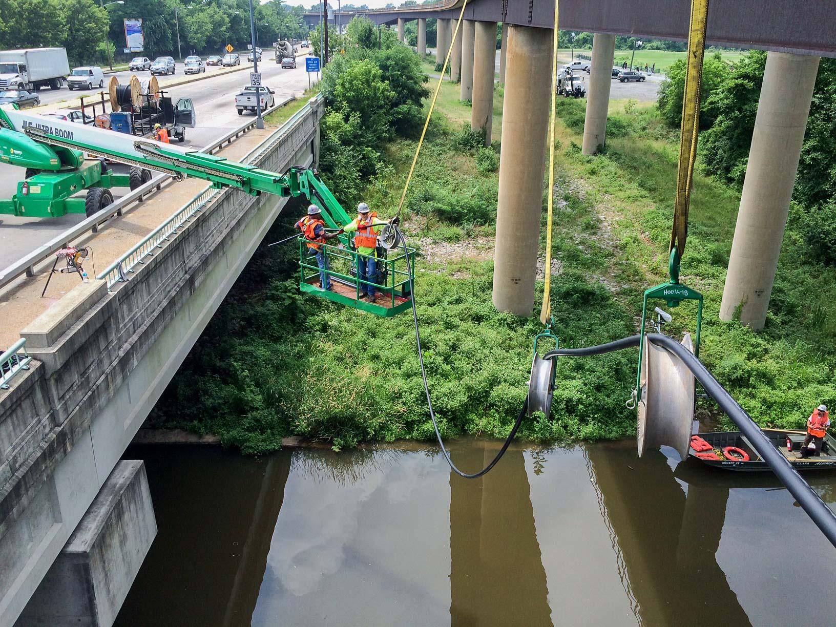 WMATA Orange and Blue Line Rehabilitation is one of Washington, D.C