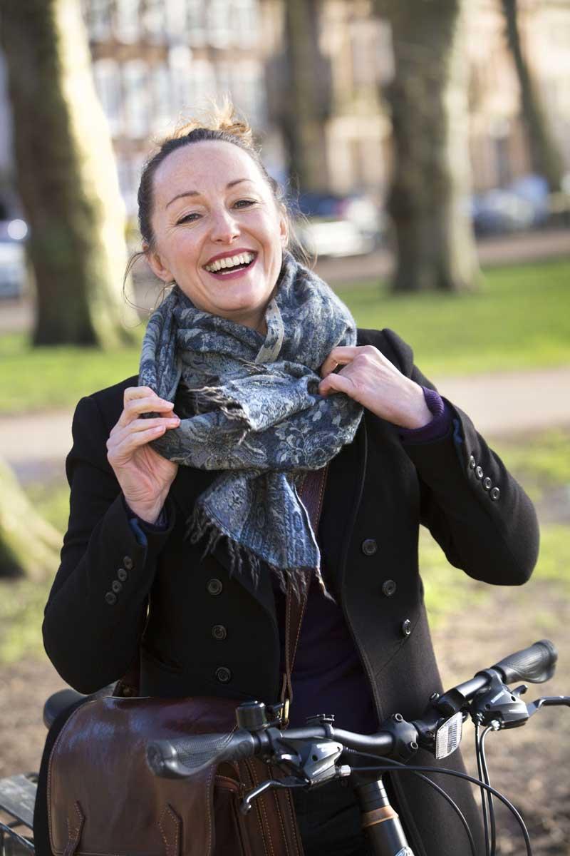 Portrait picture of Kelly Ballard