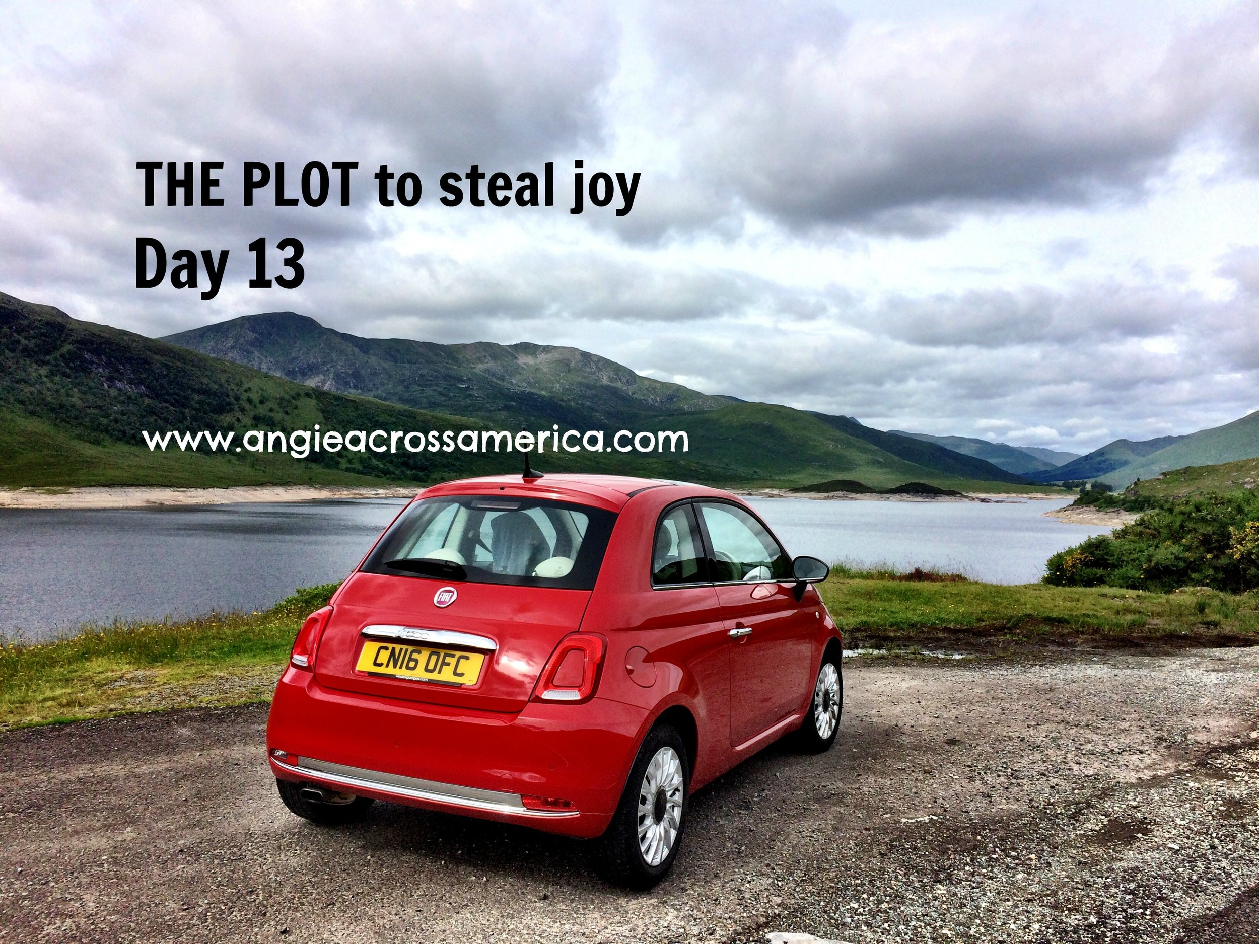 Rented a cute little car and drove to the Scottish Highlands and Isle of Skye in Scotland. Along the way I stopped at the 22-mile long Loch Ness famous for its legendary sea monster Nessie which till today, has no evidential proof really existed. Here's a little trivia:In July 1966, 18-year-old Brenda Sherratt became the first person to swim the length of the loch. It took her 31 hours and 27 minutes.