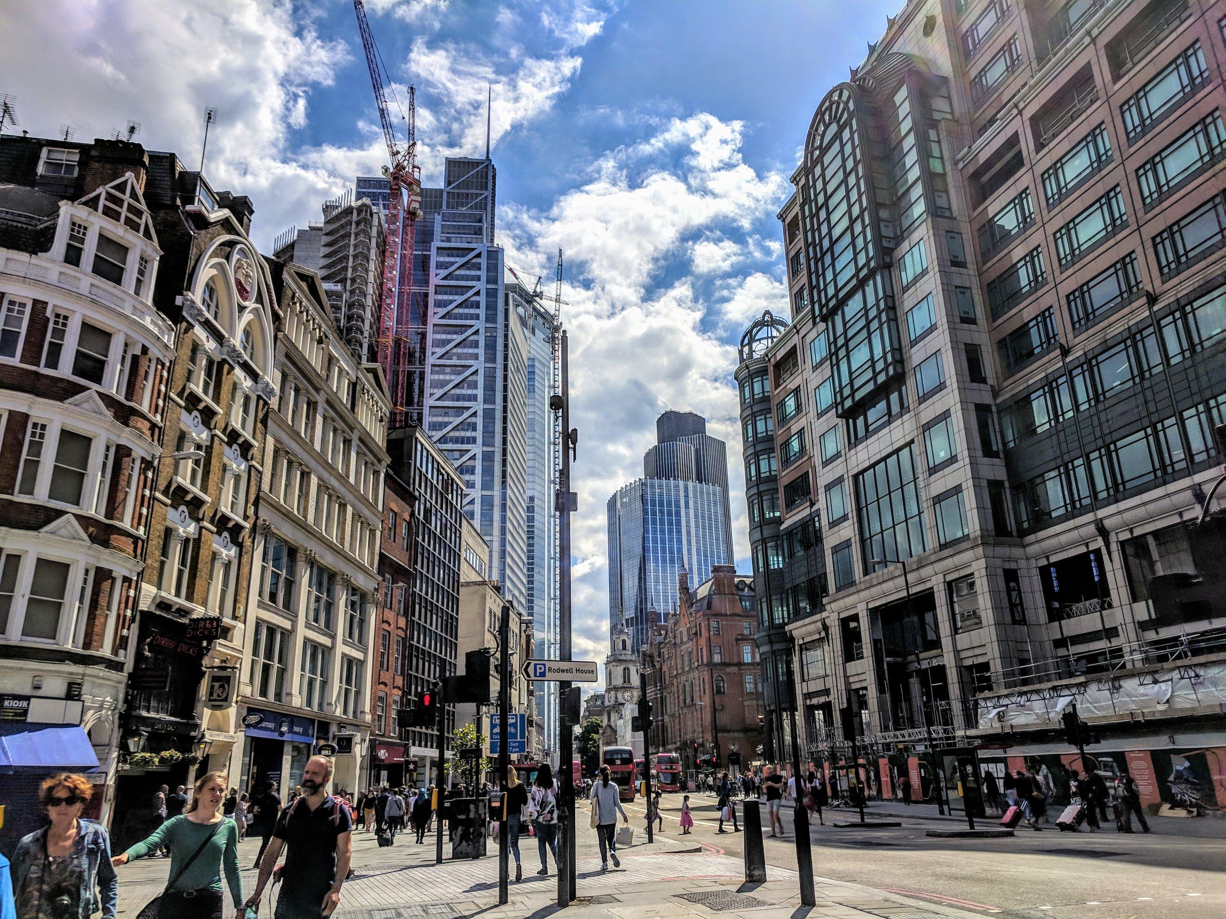 London Jun 2019: Spitalfields
