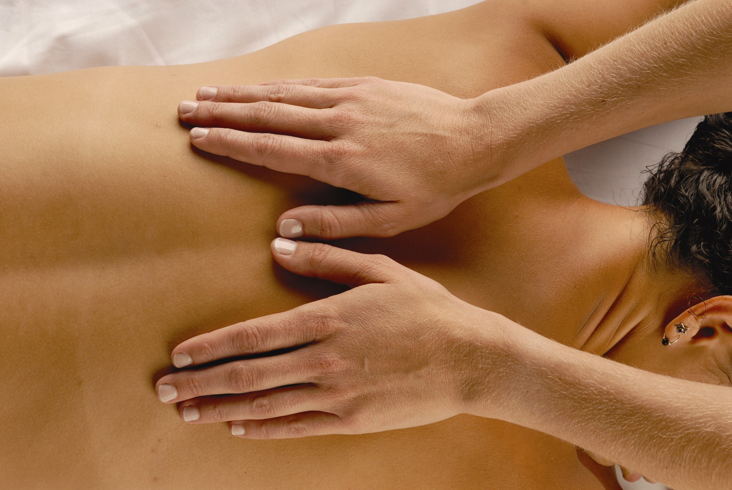MEDICAL MASSAGE:   Alleviate pain, discomfort, and tension while enhancing posture, athletic performance, and relaxation with targeted manipulations of the soft tissues in the body. Photo courtesy of ABMP