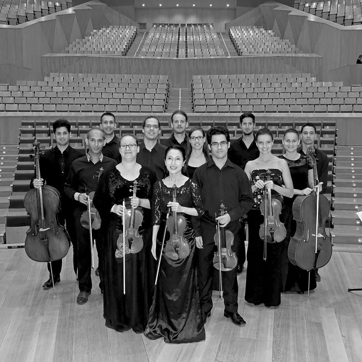 ANIMA MUSICÆ CHAMBER ORCHESTRA - photo by Bernadett Domány Király  ©