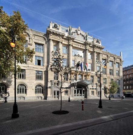 Liszt Academy - Budapest