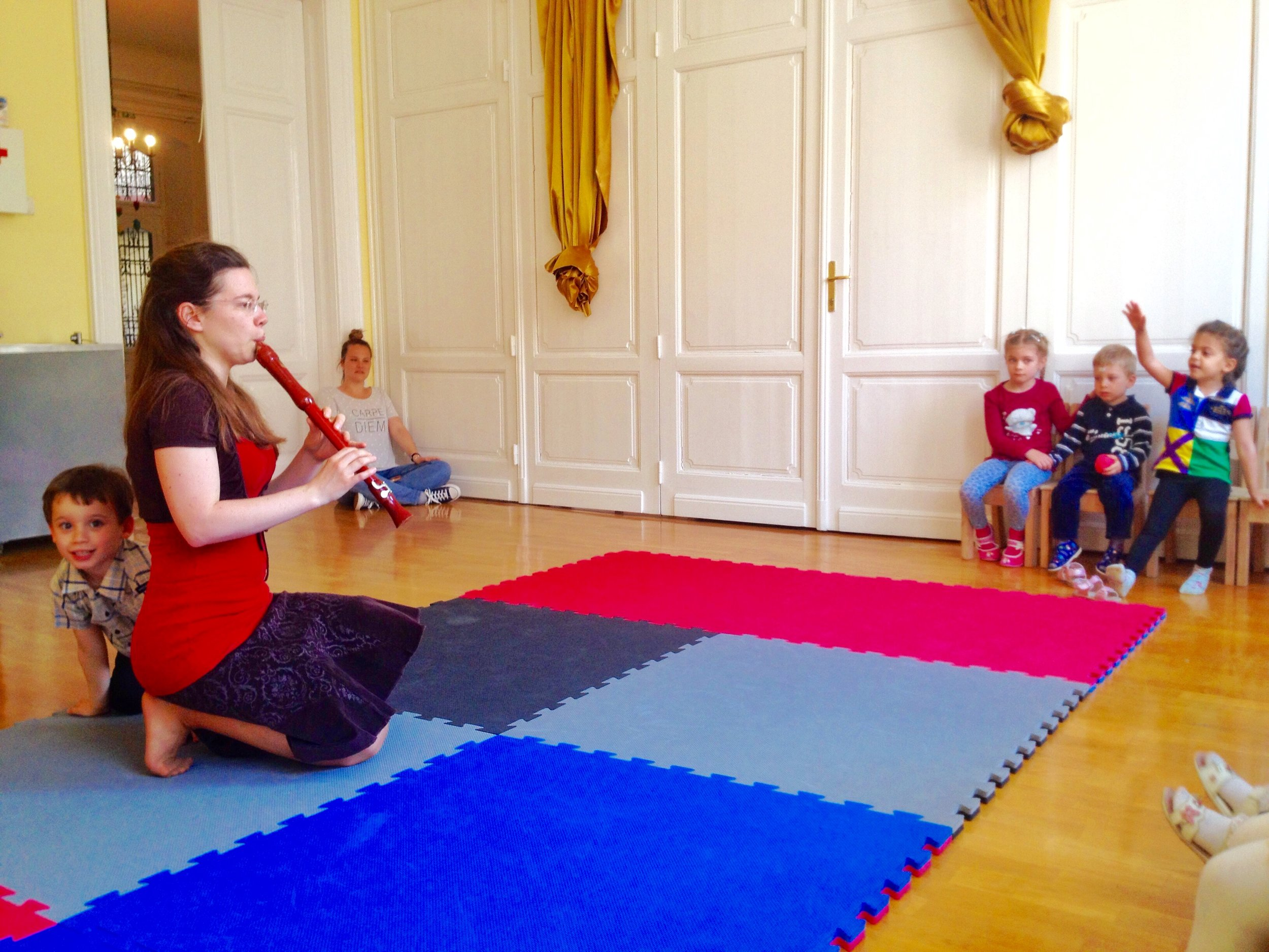 Preschool Music Program at L&M