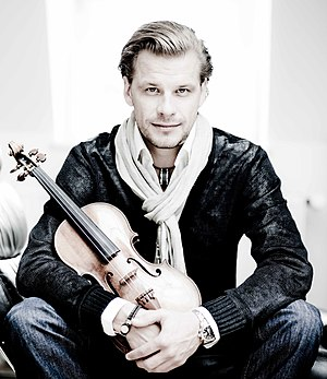 Kirill Troussov - violinist