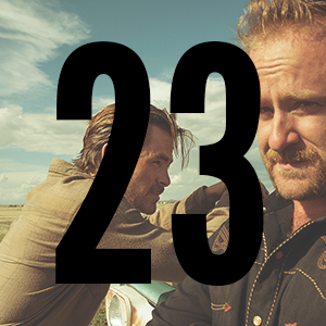 HELL OR HIGH WATER & DON'T BREATHE