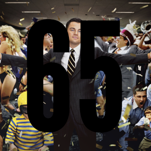 THE WOLF OF WALL STREET & THE DEPARTED