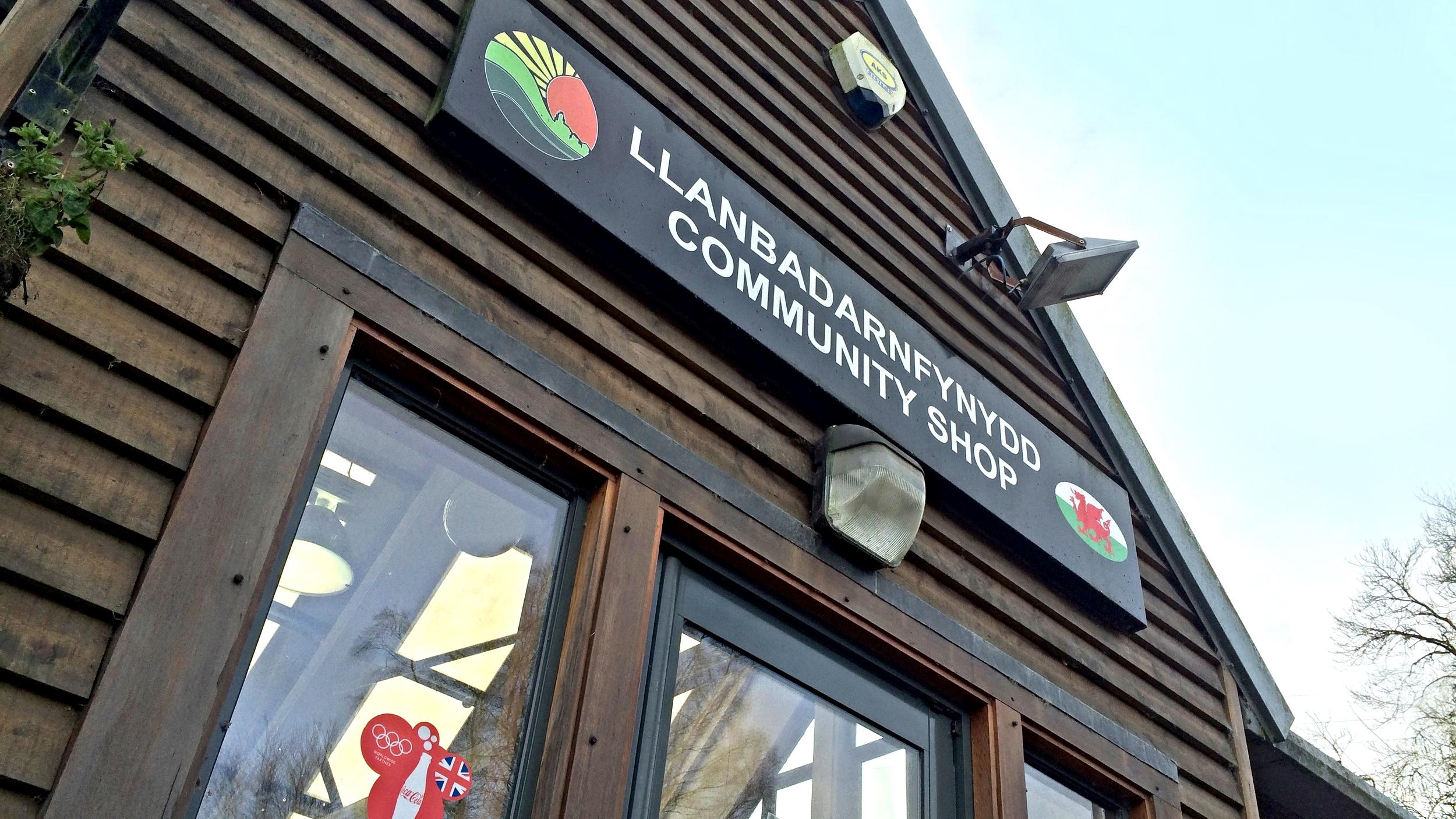 The Community Shop