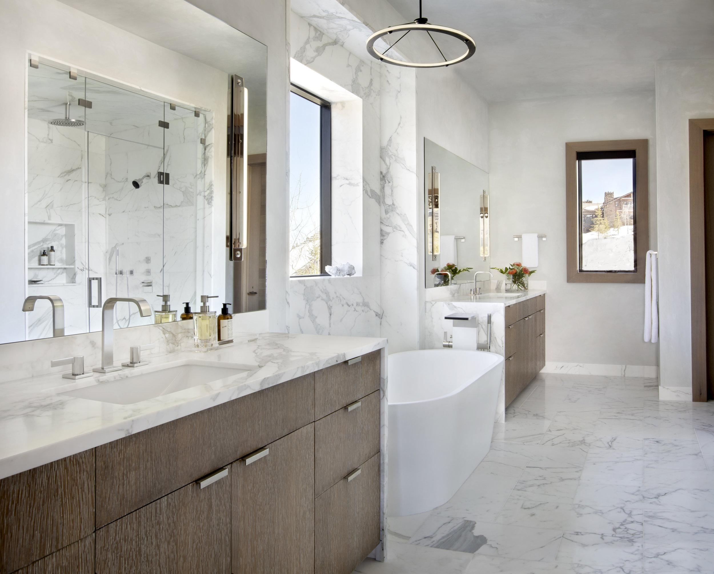 Tile, Slab, Plumbing Fixtures, Lighting, Bath Hardware | Earth Elements