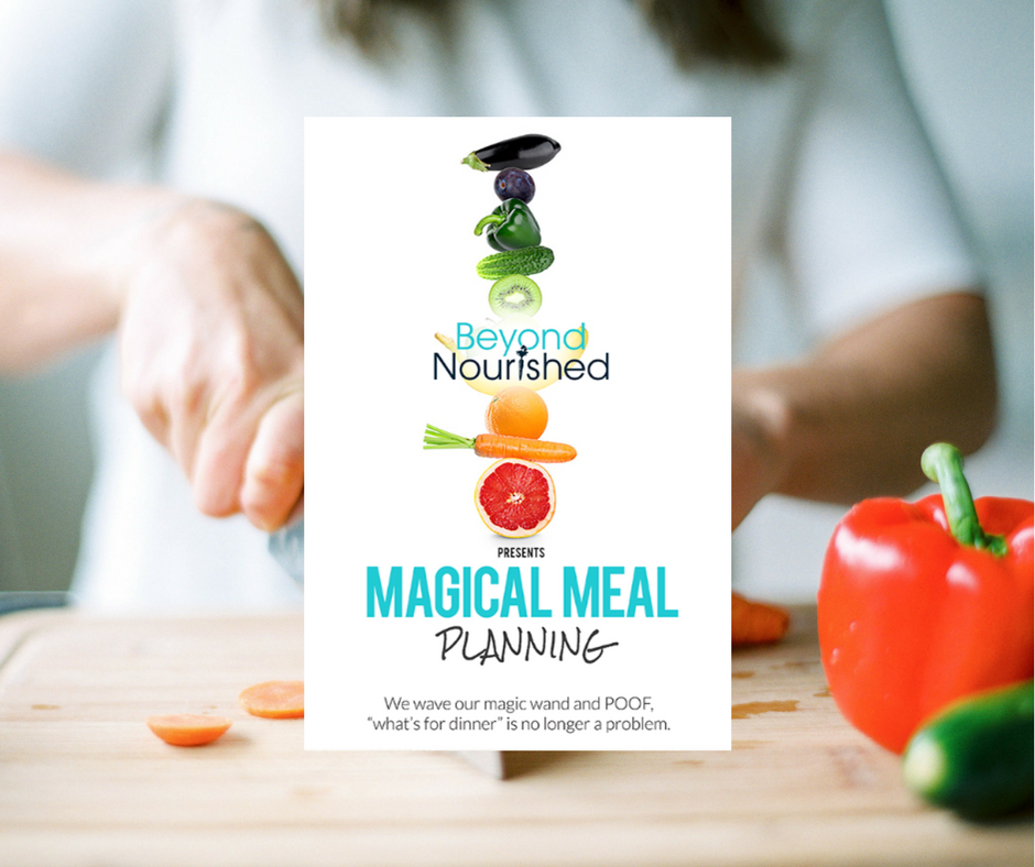 Magical Meal Planning Guide: $19.99