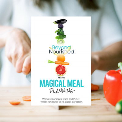 MAGICAL MEAL PLANNING E-COURSE | $19.99