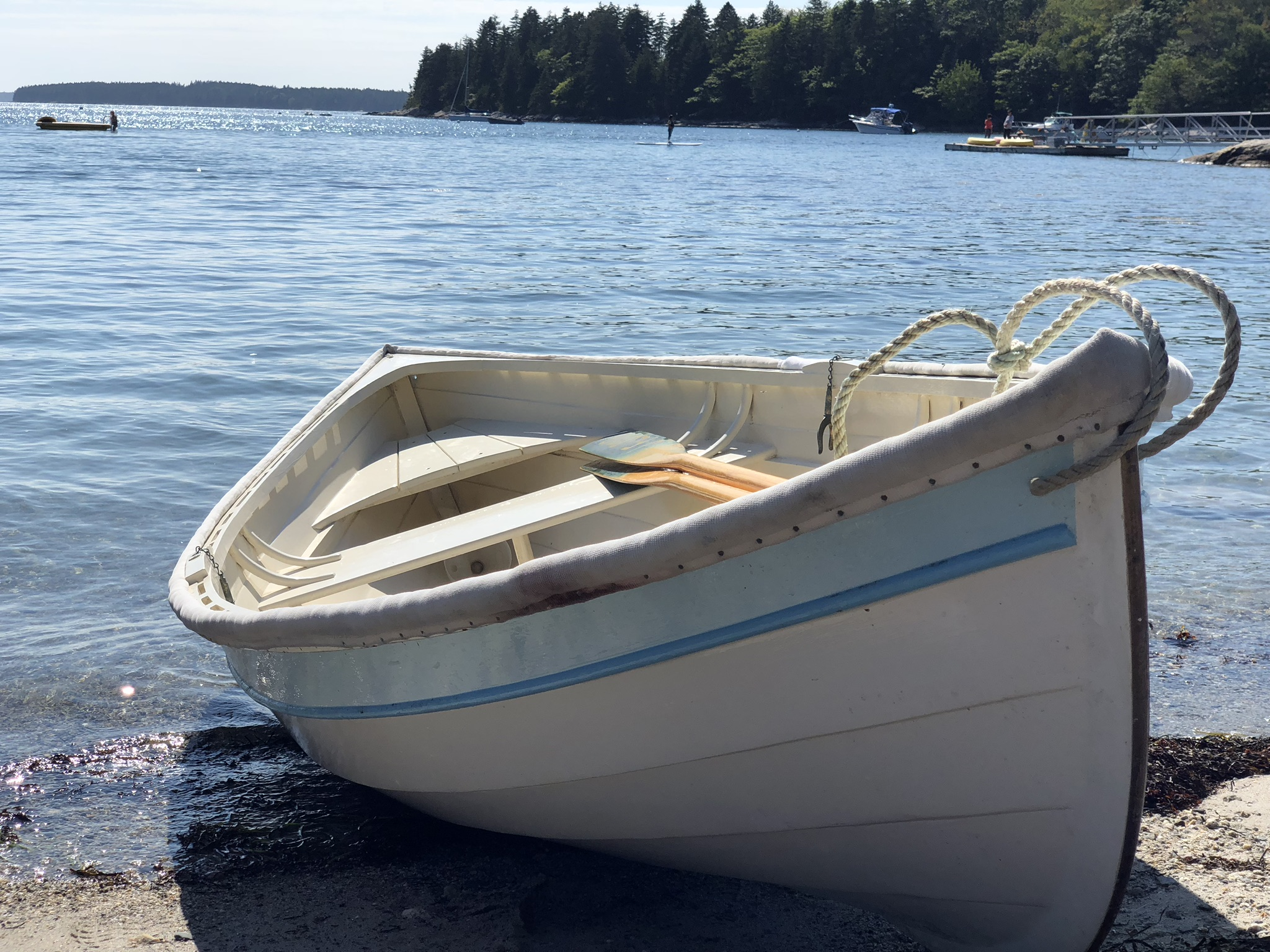 Boating in Friendship Maine