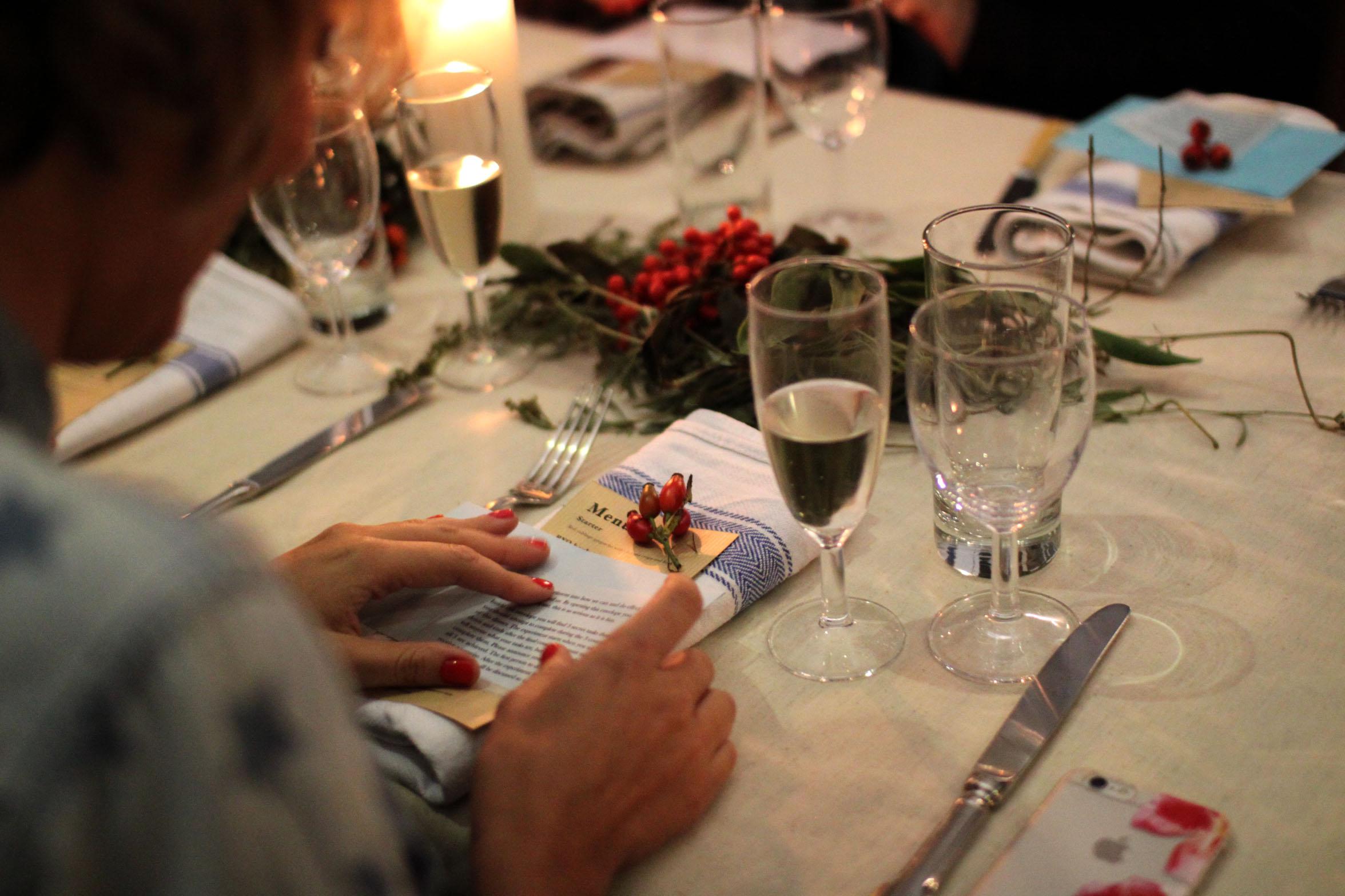 disrupt design secret dinners