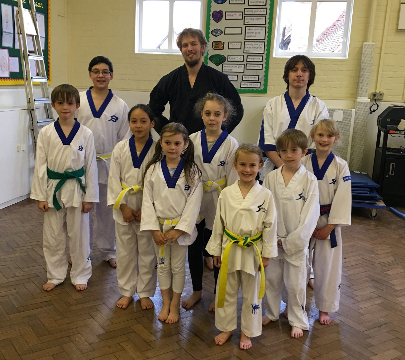Welcome to our Chalfonts club! Train with us on Tuesdays at Robertswood School (6.45pm) and Thursdays at Chalfont St Giles Infant School (6.45pm)