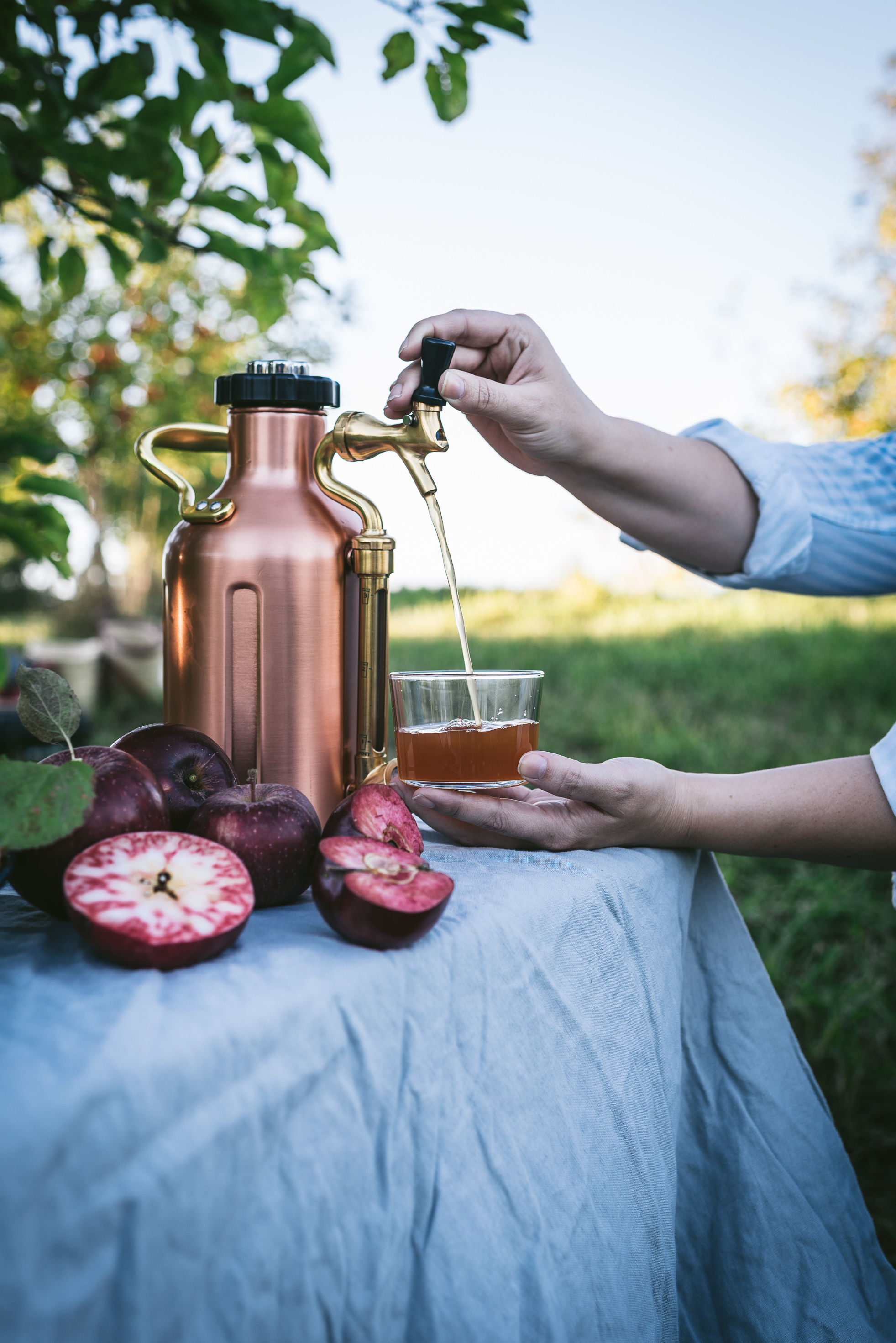 Fall Apple Cider | Secret Supper