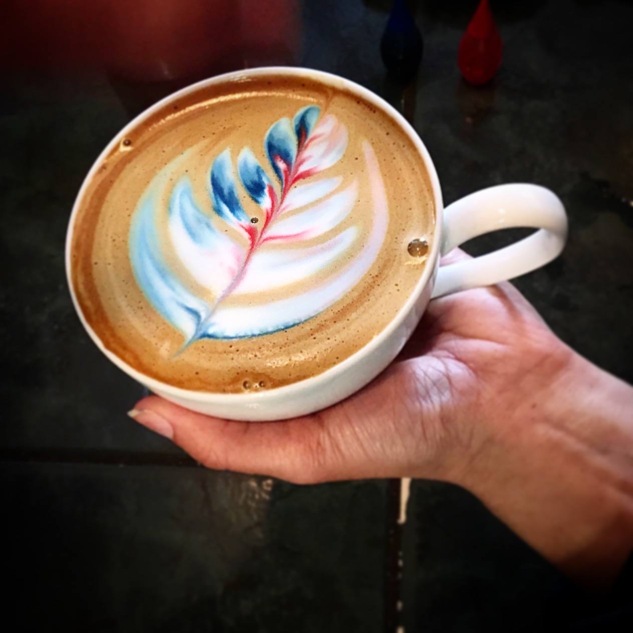 Latte Art By Annalise