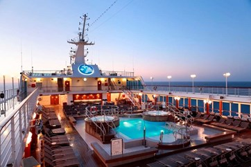 Azamara Club Cruises  Award-winning Azamara Club Cruises® is known for authentic destination experiences, offering late or overnight stays on more than half of all port visits.Click  here  to browse upcoming sailings for Azamara.