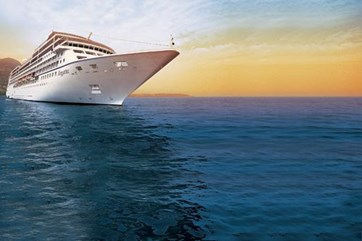 Oceania Cruises  Oceania's mid-sized ships sail where larger vessels cannot and an impressive staff-to-guest-ratio provide personalized service. Guests enjoy memorable fine dining in multiple open-seating dining venues – all at no additional charge. Click  here  to browse upcoming sailings for Oceania Cruises!
