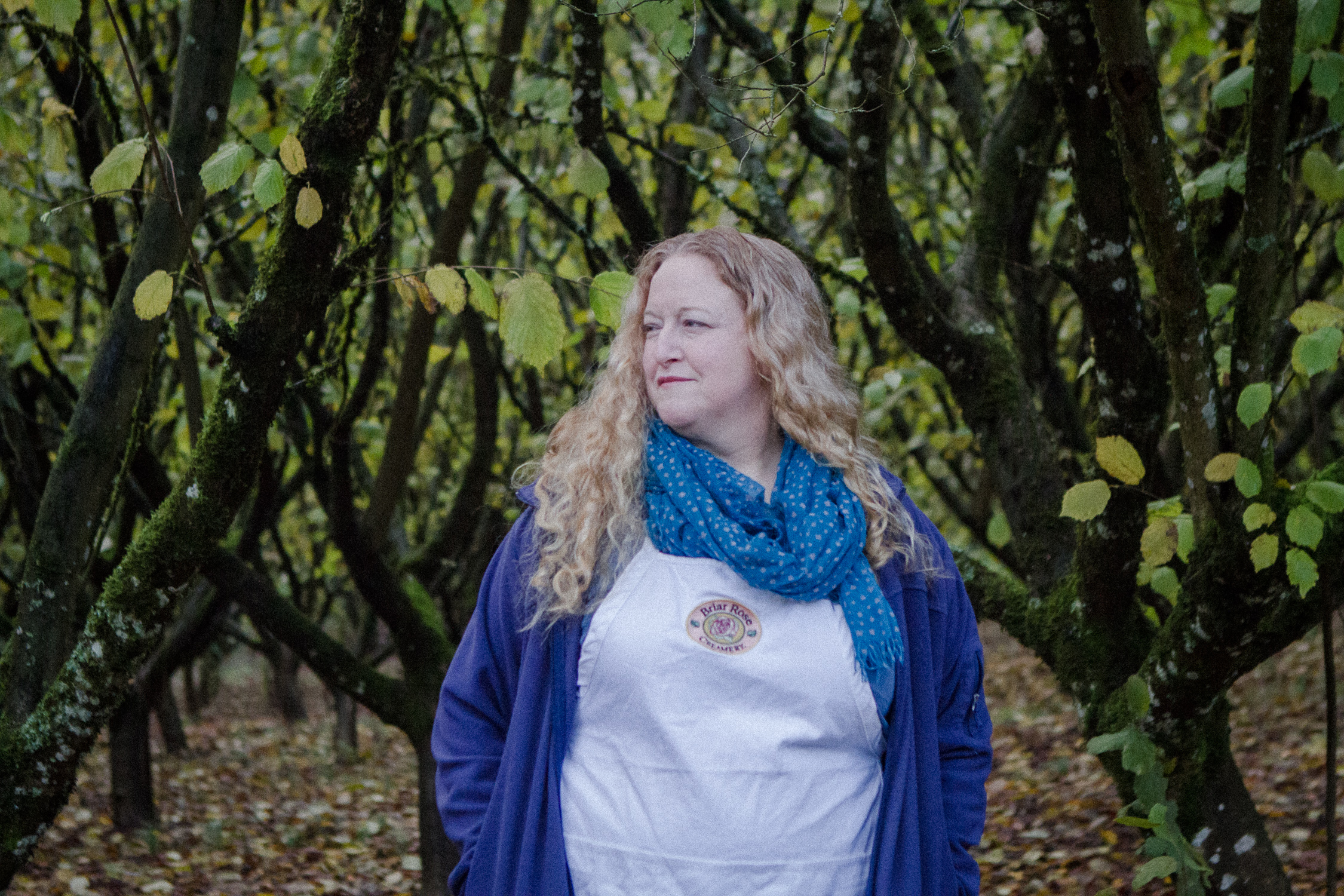 Cheesemaker Sarah Marcus