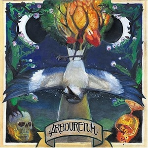 Arbouretum Rites of Uncovering Produced, Recorded, Mixed by Matt Boynton