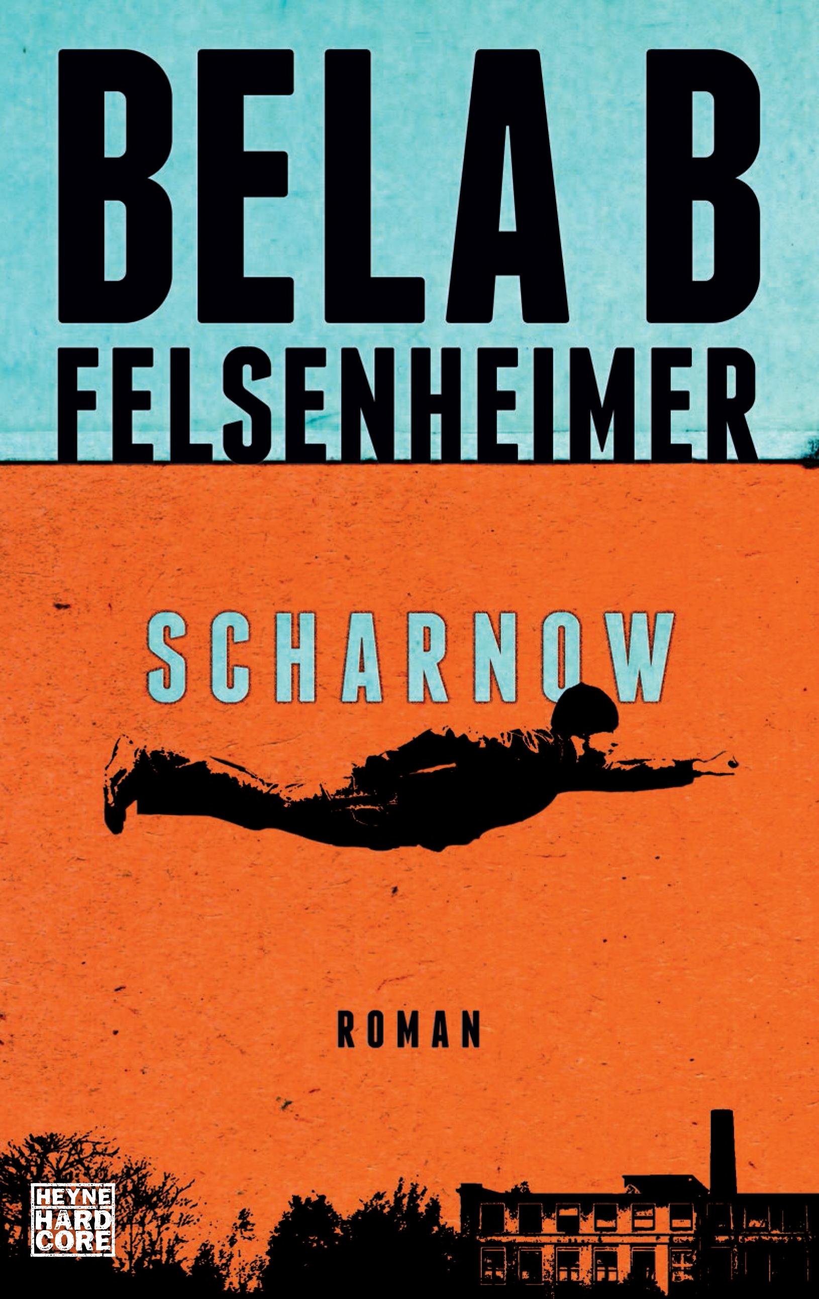"""SCHARNOW - In Scharnow, einem Dorf nördlich von Berlin, ist der Hund begraben. Scheinbar. Tatsächlich wird hier gerade die Welt gewendet: Schützen liegen auf der Lauer, um die Agenten einer Universalmacht zu vernichten, ein mordlustiges Buch richtet blutige Verheerung an, und mittendrin hat ein Pakt der Glücklichen plötzlich kein Bier mehr. Wenn sich dann ein syrischer Praktikant für ein Mangamädchen stark macht, ist auch die Liebe nicht weit.""""Scharnow"""", der Debütroman von Bela B Felsenheimer, ist als gebundenes Buch, Hörbuch (gelesen vom Autor) und eBook bei Heyne Hardcore erschienen.Mehr Infos zur Lesereise hier."""